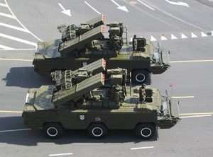 OSA-1T (OSA-AK) Short Range Air Defence System