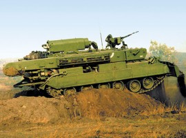 BREM-84-ARMOURED-REPAIR-AND-RECOVERY-VEHICLE