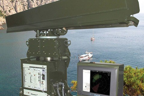 MOBILE-COHERENT-PULSE-SURVEILLANCE-RADAR-DELTA